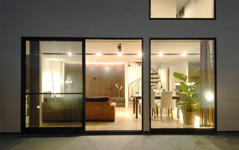 ふじと台の家