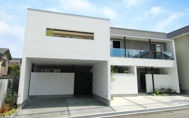 東長町の家